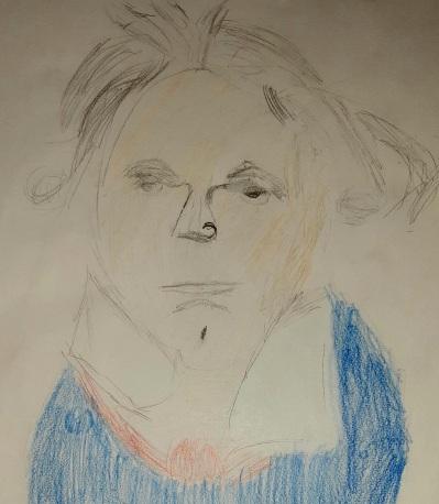 Un portrait impressionant par Alexandre