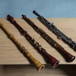 Les instruments à vent (bois)